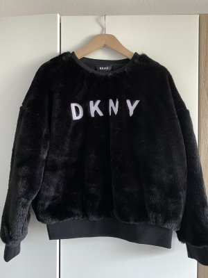 DKNY Maglione di lana nero