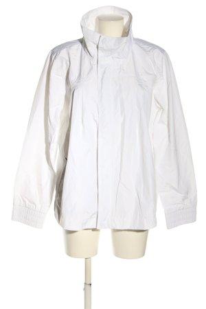 DKNY Chubasquero blanco look casual