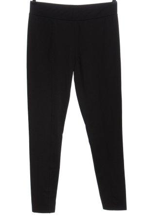DKNY Jersey Pants black casual look