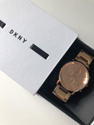 DKNY Rose Gold,  Armbanduhr, watch