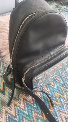 DKNY Sac à dos à roulettes noir