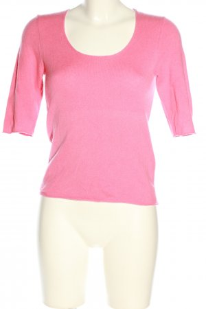 DKNY Rundhalspullover pink Casual-Look