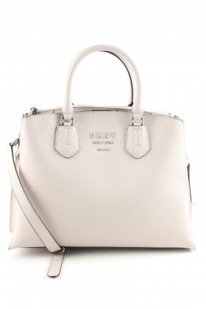 DKNY Satchel wollweiß Business-Look