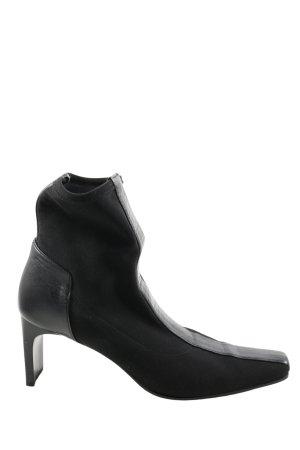 DKNY Schlüpf-Stiefeletten schwarz Casual-Look