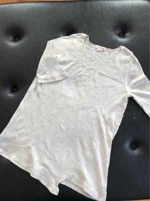 DKNY Shirt Baumwolle Strick leicht