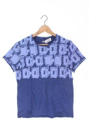 DKNY Shirt Größe S blau aus Baumwolle