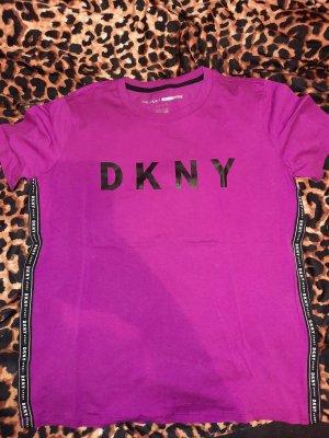 DKNY T-shirt lilla