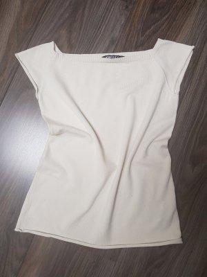 DKNY Shirt Strick creme Gr. S