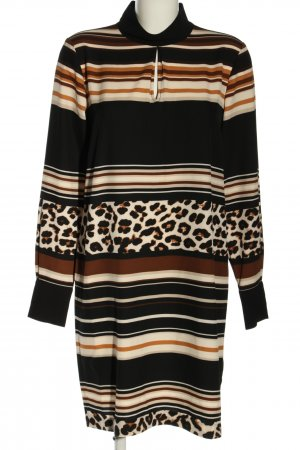 DKNY Shirtkleid Allover-Druck Casual-Look