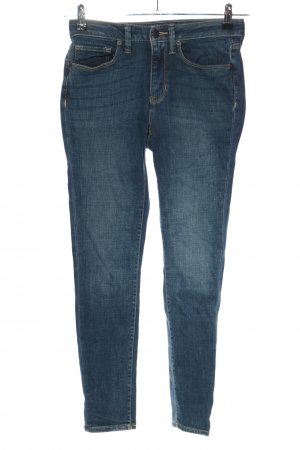 DKNY Jeans skinny blu stile casual