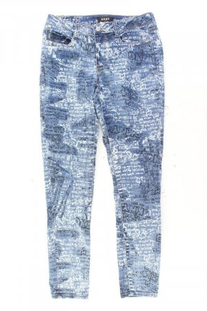 DKNY Skinny Jeans Größe 38 mehrfarbig aus Baumwolle