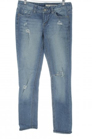DKNY Slim Jeans blau Casual-Look