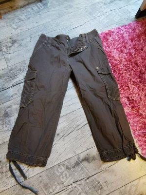 DKNY ♥  Sommerhose, sportlich, Taschen, Bändel Gr. S 36/38
