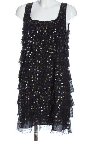 DKNY Vestido de Verano estampado repetido sobre toda la superficie look casual