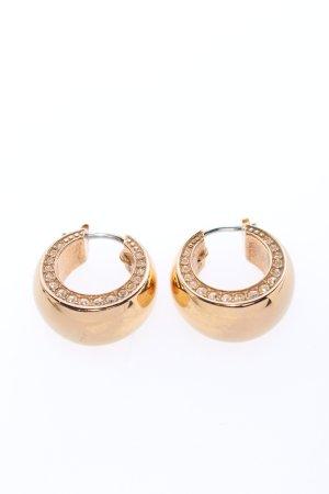 DKNY Zdobione kolczyki złoto W stylu casual
