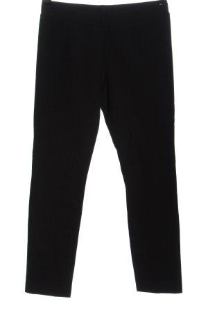 DKNY Jersey Pants black business style