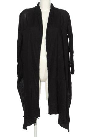 DKNY Strickjacke schwarz Casual-Look
