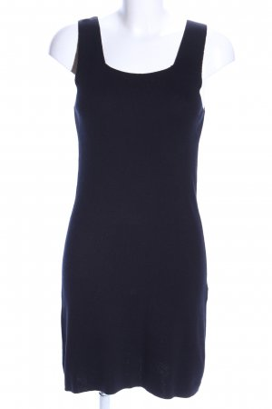 DKNY Knitted Dress blue casual look