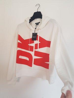 DKNY Felpa bianco