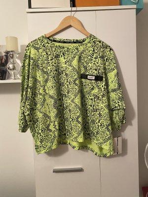 DKNY T-Shirt L neu neon