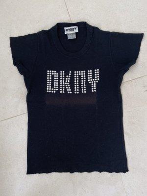 DKNY T-shirt noir