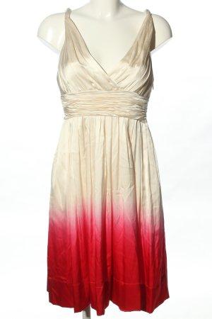 DKNY Pinafore dress multicolored silk