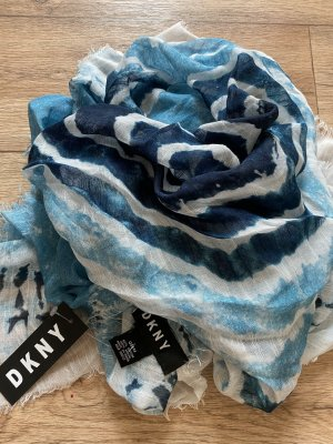 DKNY Summer Scarf multicolored