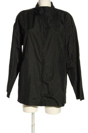 DKNY Giacca mezza stagione nero stile casual