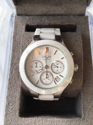 DKNY Self-Winding Watch white