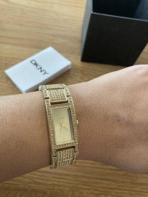 DKNY Analoog horloge goud