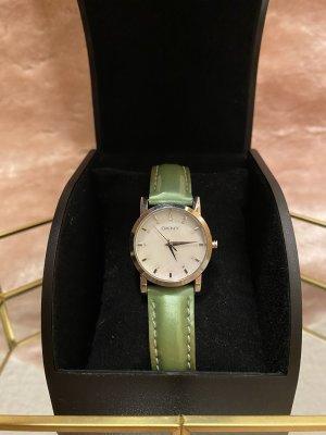 DKNY Zegarek ze skórzanym paskiem Wielokolorowy
