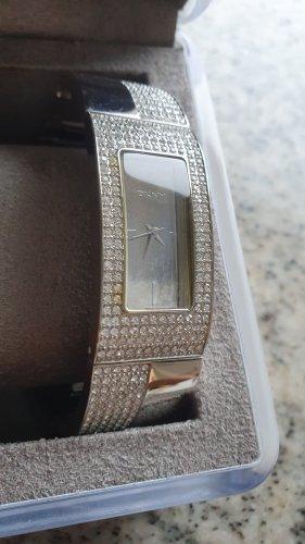 DKNY Fermoir de montre argenté