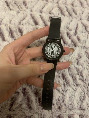 DKNY Orologio automatico nero-bianco