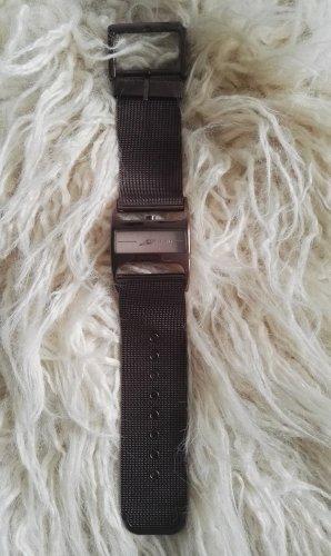 DKNY Horloge zwart bruin