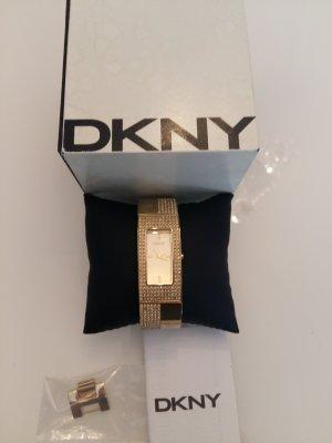 DKNY Uhr Gold