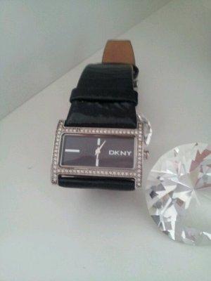 DKNY Uhr neuw schwarz/silber