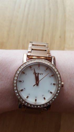 DKNY Analoog horloge roségoud