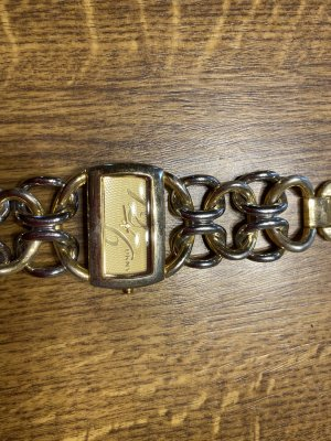 DKNY Uhr Silber/Gold