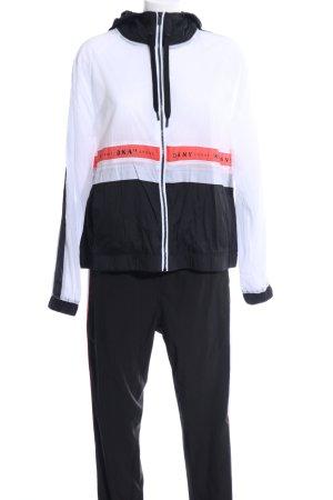 DKNY Web twin set veelkleurig atletische stijl