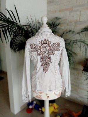 DKNY, weißes Hemd, XS