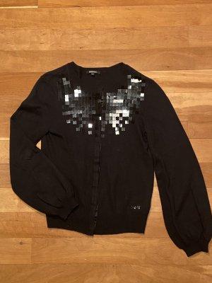 DKNY Knitted Vest black