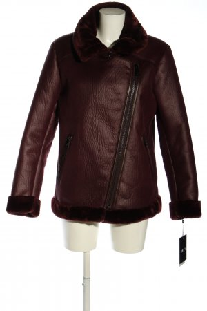 DKNY Giacca invernale marrone stile casual