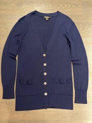 DKNY Wollcardigan dunkelblau Gr S