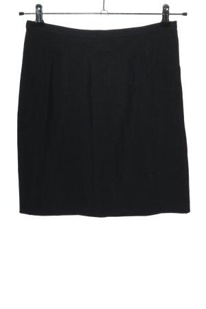 DKNY Jupe en laine noir style décontracté
