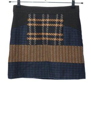 DKNY Gonna di lana stampa integrale stile casual