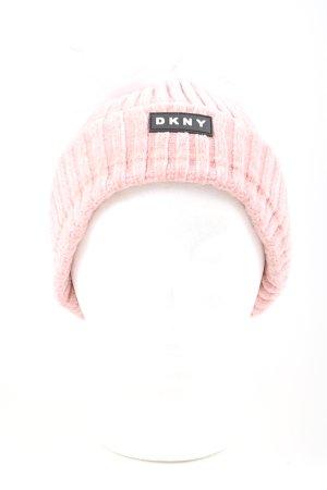 DKNY Szlafmyca różowy W stylu casual