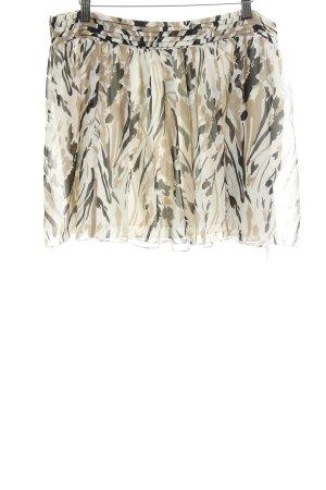 DKNY Minirock abstraktes Muster Elegant