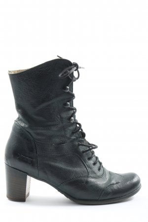 Dkode Lace-up Boots green elegant