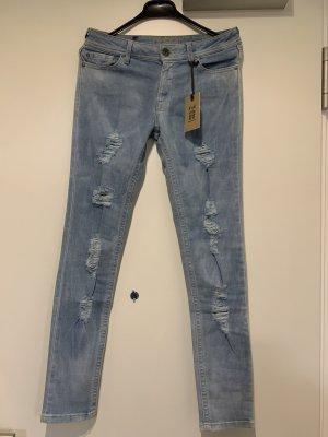 DL1961 Amanda Skinny Jeans, hellblau. Größe 28. Amerikanischer Premium Denim