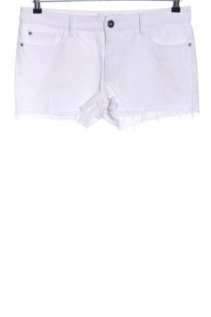 Dl1961 Jeansshorts weiß Casual-Look